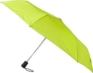 Lewis N. Clark Automatic Travel Umbrella, Green (Green) - 413GRN
