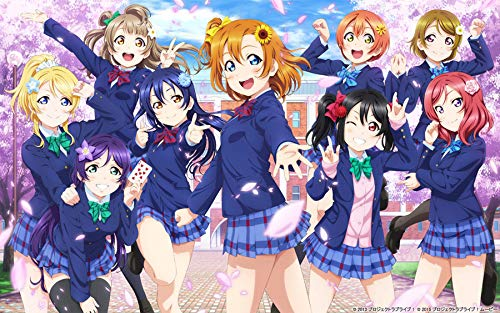 【Amazon.co.jp限定】ラブライブ!  9th Anniversary Blu-ray BOX Forever Edition (初回限定生産) (キャス...