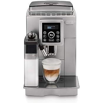 Amazon.com: Delonghi ECAM23210SB Super Automatic Coffee Machine, Silver: Kitchen & Dining