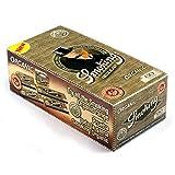 smokimg [スモーキング] オーガニックヘンプ シングル(70mm) ペーパー 60枚入り×50ブックレット(1箱) 手巻きタバコ 巻紙