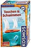 KOSMOS 602451 - Tauchen und Schwimmen, Entdecke, was Wasser alles kann, 11 Experimente, Ohne...