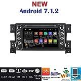 Android 7.1GPS DVD USB SD Wlan Bluetooth Autoradio 2Din NAVI Suzuki Grand Vitara 2006, 2007, 2008, 2009, 2010, 2011, 2012