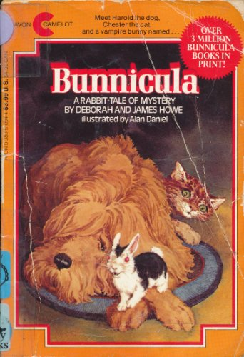 Bunnicula : A Rabbit-Tale of Mystery (Bunnicula Series)
