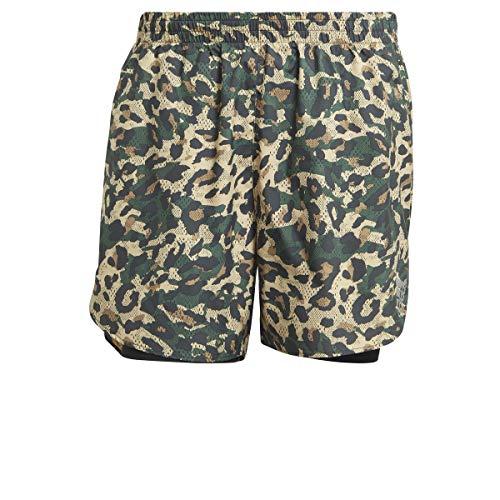 adidas Pantalón Corto Modelo PRIMEBLUE 2IN1 Marca