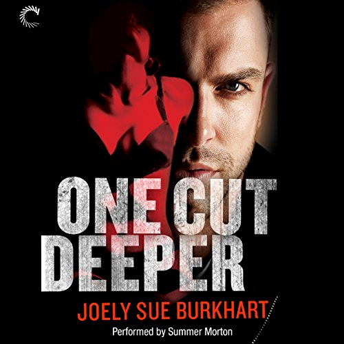 One Cut Deeper audiobook cover art
