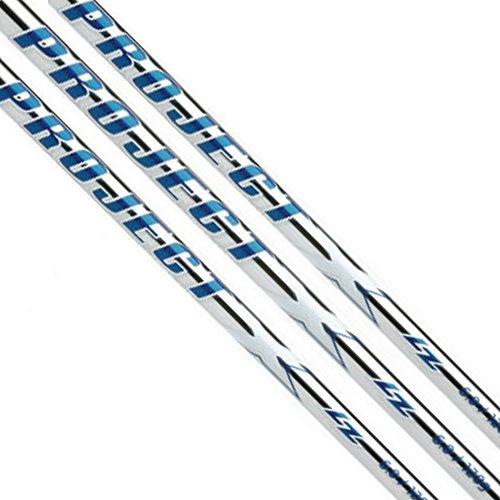 Project X LZ Golf Shafts - 8 Shaft Set 3 - PW - Tour Shop Fresno (3 - PW - Steel Iron, Flex 6.0)