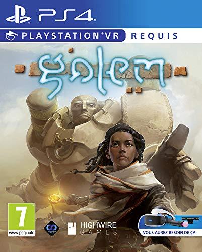 Golem VR pour PS4 [Importación francesa]