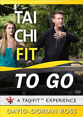 Tai Chi Fit: TO GO Beginner Exercises with David-Dorian Ross **3 Workouts For Busy People!** BESTSELLER**