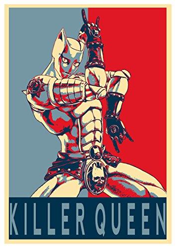 póster de queen de la marca General Art