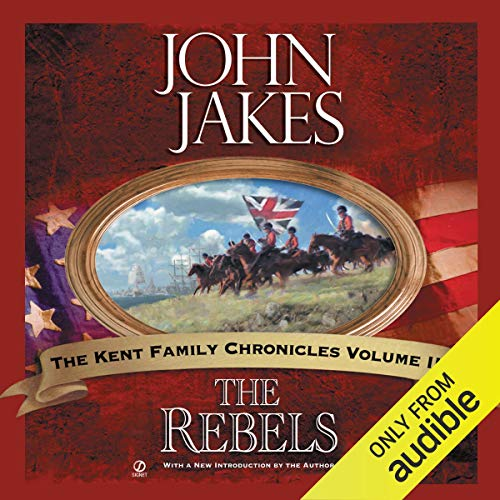 The Rebels audiobook cover art