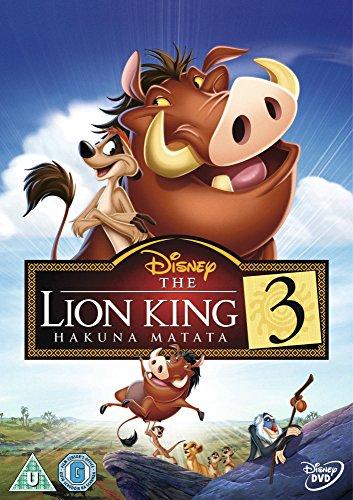 The Lion King 3: Hakuna Matata [UK Import]