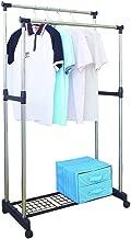 Leostar Double-Pole Telescopic Clothes Hanger [CD-1203]