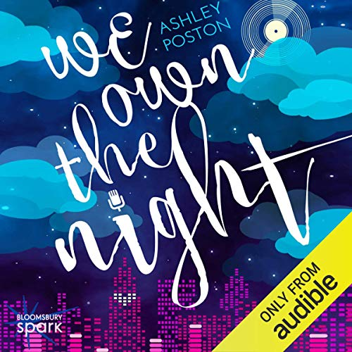 We Own the Night audiobook cover art