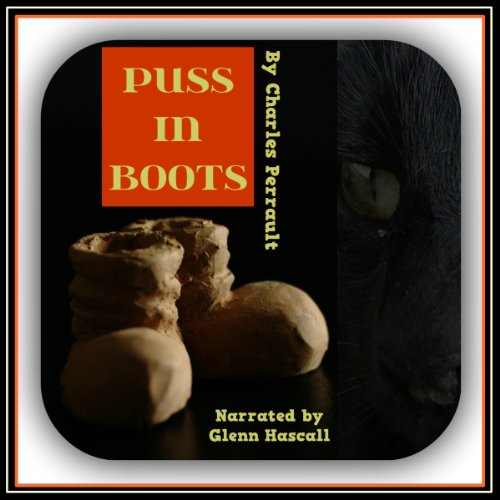 Puss in Boots cover art