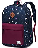 Preschool Backpack,Vaschy Little Kid Small Backpacks for Nursery School Children Boys and Girls with Chest Strap in Large Cute Astronaut