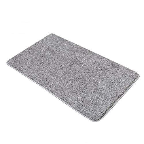 "Indoor Doormat Absorbent Mud Mat, Magic Non Slip Door Mat Dirts Trapper Mat, Entrance Doormat for Bathroom, Front, Inside and Entry Washable Rug 32"" x 20"""