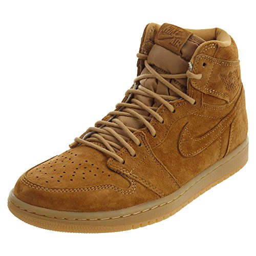 Nike - Air Jordan I Retro High OG - 555088710 - Couleur: Marron-Miel - Pointure: 43.0
