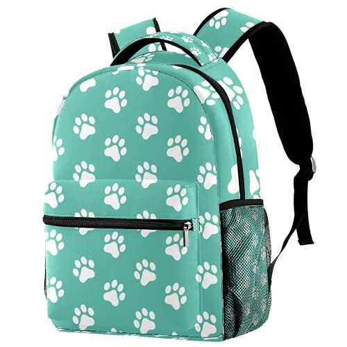 Mochila escolar Galaxy Sky Wolf Bookbags para niños adolescentes y pequeños, mochila de viaje