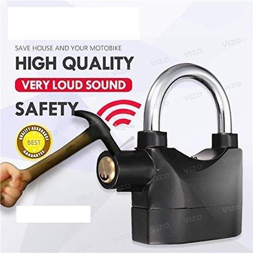 Retail Paratpar Anti Theft Motion Sensor Alarm Lock for Home, Office and Bikes