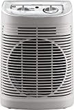 Rowenta SO6510F2 Comfort Aqua - Heater, 2400 W, Stainless Steel, White