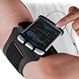 Sports Armband: Cell Phone Holder Case Arm Band Strap Pouch...