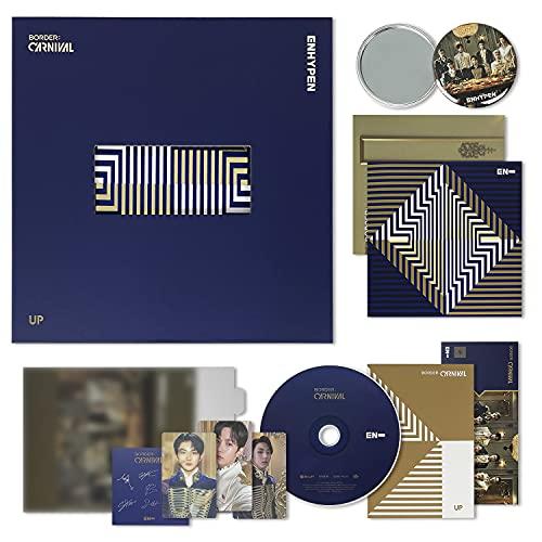 ENHYPEN 2nd Mini Album - BORDER : CARNIVAL [ UP ver. ]...