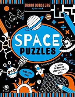 Space Puzzles: Activities for Boosting Problem-Solving Skills