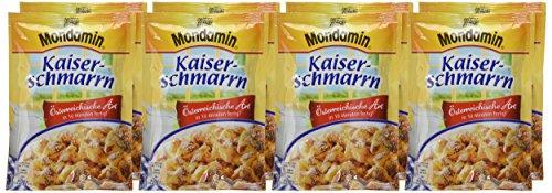 Mondamin Kaiserschmarrn Österreichische Art in 10 Minuten fertig, 8 x 135 g - 4