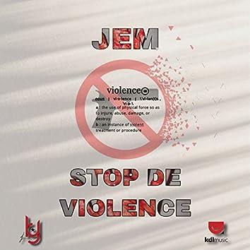 Stop De Violence