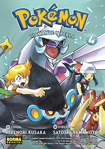 Pokémon 20. Diamante y Perla 4