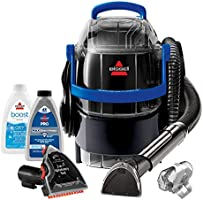 Bissell 2891B SpotClean Professional Portable Carpet and Upholstery Deep Cleaner with Full-Sized 5.9 Amp, 5Ft Hose with...