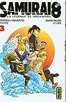 Samurai 8 - La légende de Hachimaru, tome 3 par Kishimoto