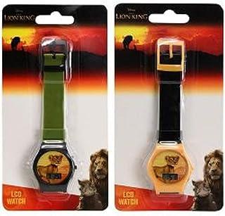 Disney Boys The Lion King Light up LCD Watch