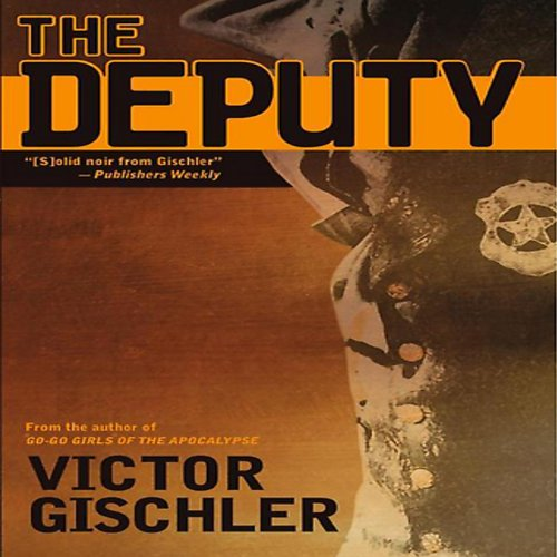 The Deputy audiobook cover art