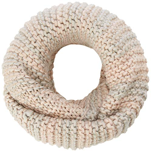 PIECES Damen PCFLEA Tube Scarf Schal, Mehrfarbig (Peachskin), One Size