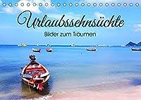 Urlaubssehnsuechte - Bilder zum Traeumen (Tischkalender 2022 DIN A5 quer): Wunderschoene Impressionen von Urlaubsorten, die zum Traeumen einladen! (Monatskalender, 14 Seiten )