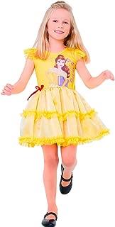 Regina 108015.6, Fantasia Princesa Bela Pop, Multicor