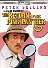 pink panther peter sellers series