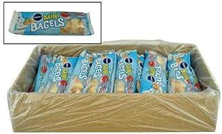 Pillsbury Mini Bagels, Strawberry Creamy Cheese, 2.43 Ounce -- 72 per case.