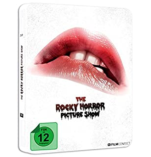 The Rocky Horror Picture Show - Steel Edition (OmU) [Blu-ray] [Limited Edition]