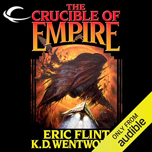 The Crucible of Empire cover art