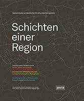 Schichten einer Region: Kartenstuecke zur raeumlichen Struktur des Ruhrgebiets