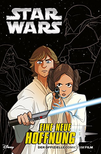Amazon Com Star Wars Eine Neue Hoffnung Graphic Novel German Edition Ebook Ferrari Alessandro Pastrovicchio Alessandro Piana Matteo Kindle Store