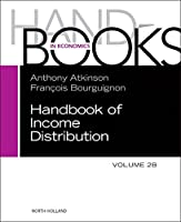 Handbook of Income Distribution. Vol 2B (Volume 2B) (Handbook of Economics)