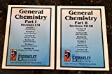 General Chemistry Part 1 & 2 Berkeley Review (2 Volumes) (Mcat Preparation)