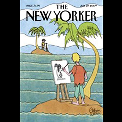 The New Yorker, July 27, 2009 (Calvin Trillin, Malcolm Gladwell, Nicholas Lemann) audiobook cover art