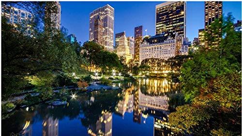 Puzzle Jigsaw Rompecabezas 500 Piezas Central Park New York para Regalo Adulto