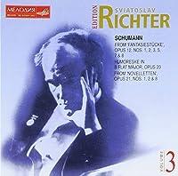 Sviatoslav Richter Edition, Vol. 3: Schumann (2012-10-09)