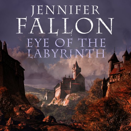 Eye of the Labyrinth audiobook cover art