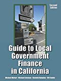 Guide to Local Government Finance in California